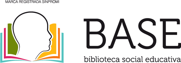 Logotipo de BASE - Biblioteca Social Educativa